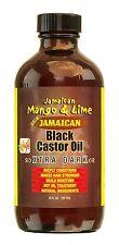 Jamaican Mango & Lime Black Castor Oil Xtra Dark Condition Moisture Hair Skin4oz