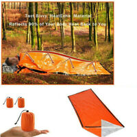 Outdoor Ultra-Light Sleeping Bag Adult Blanket Camping Hiking Caping 3x