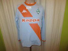 "Werder Bremen Original Kappa Langarm Training Trikot 2004/05 ""KAPPA"" Gr.L- XL"