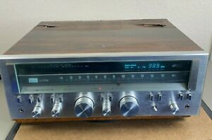 Vintage Sansui G-5700 Pure Power Stereo Reciever -Parts/Repair See Description