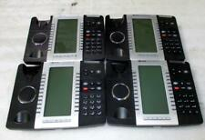 *Lot Of 4* Mitel 5340 PoE LCD Display Business Office Telephone