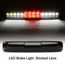 LED Third 3rd Brake Light Smoke For Silverado Sierra 1500 2500 3500 HD 1999-2006