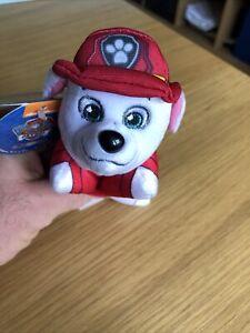 Paw Patrol Marshall Pillow Pets Plush Teddy Soft Toy Nickelodeon
