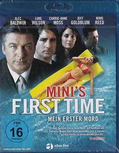 Mini's First Time - Mein erster Mord - BluRay - Neu und originalverpackt
