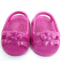 Our Generation doll toy Shoes Sandals Pink