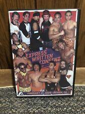 PWG Wrestling Express Written Consent DVD