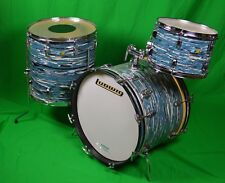 VINTAGE LUDWIG DRUM SET VERY RARE Pre serial, Rare Ludwig drum set 1970s