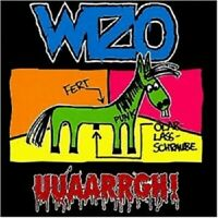 "WIZO ""UAARRGH"" CD NEUWARE!!!!!!!!!!!!!!!!!!!!"