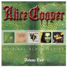 CD de musique rock Alice Cooper sans compilation