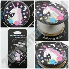 PopSockets Single Phone Grip PopSocket Universal Phone Holder UNICORN DREAMS