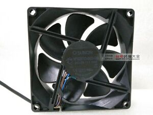 New SUNON 9025 DC 12V 1.74W cooling fan MF92251V3-Q020-Q99 4-Pin
