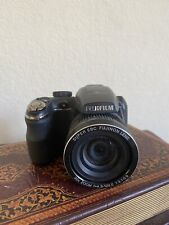Fujifilm FinePix S Series S4000 14.0MP Digital Camera - Black NOT TESTED