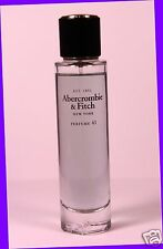 Abercrombie & Fitch PERFUME 41 Eau De Parfum EDP GIRLS WOMEN 1.7 oz Bottle READ!