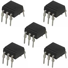 2 X 4N35 Optocoupler THT Channels 1 out Transistor Uinsul 5.3kv Dip6