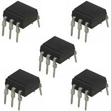 5x 4N35 Optoisolator Photo  Optocoupler  IC 6 Pin DIP