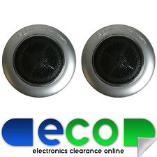 "FLI COMP 1 1"" 165 W Silver silk dome tweeter auto componente & INCROCI"