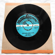 Des Kelly - Single - Dolphin Records - Southers Dixie Flier/ I don't care