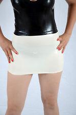 Mini Skirts | Latex Rubber Clothing | Мини-юбки |Mini jupes | TV SISSY UNISEX