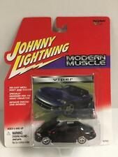 238-02 JL Johnny Lightning 1:64 Die cast Modern Muscle 2000 Dodge Viper RT/10
