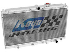 Koyo Aluminum Racing Radiator 53mm Nissan 240SX S13 (for use with RB25DET swap)