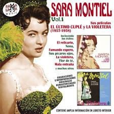 SARA MONTIEL-VOL.1(1957-1958)-CD