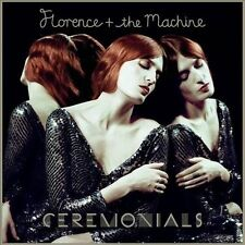 FLORENCE + THE MACHINE - CEREMONIALS (NEW LP VINYL)