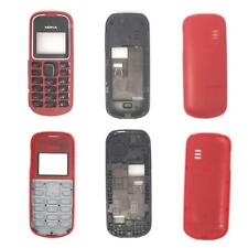 New Red Cover Housing Case Shell For Nokia 1280 front+middle+back cover+Keypad