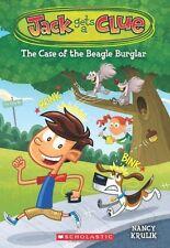 Jack Gets a Clue #1: The Case of the Beagle Burgla
