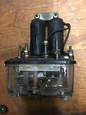 General Railway Signal Company GR 20  Type K Relay Size 2 Vintage Railroad