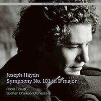 HAYDN SYMPHONY NO. 101 - SCOTTISH CHAMBER ORCHESTRA /