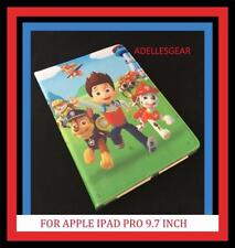 PAW PATROL IPAD PRO 9.7 INCH - CASE COVER - PAW PATROL RED BLUE DESIGN