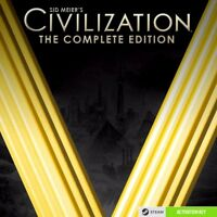 CIVILIZATION 5 V COMPLETE EDITION Steam key