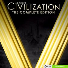 CIVILIZATION 5 V COMPLETE EDITION [PC/Mac/Linux] Steam key