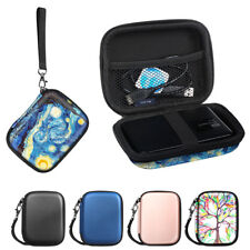 Hard EVA Shockproof Carrying Case for Western Digital WD My Passport Elements