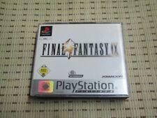 Final Fantasy IX Platinum für Playstation 1 PS1 PS 1 PSone *OVP*