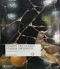 POMPEI ERCOLANO STABIAE OPLONTIS - Di P.G. Guzzo - Electa 2003