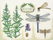 "Counted Cross Stitch Kit MARY WEAVER (MARYA ISKUSNITSA)  ""Rosemary"""