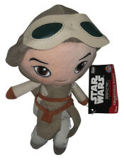 Star Wars Rey Funko Galactic Collectible 8-Inch Plush Toy
