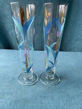 More details for two ritzenhoff beer glasses,designed by katja prewozny vvgc - beautiful artwork