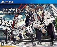 Tokyo Xanadu EX+: Limited Edition (Sony PlayStation 4 / ps4, 2017)