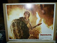 DRAGONSLAYER, orig 1981 LC #3 (Peter MacNicol)