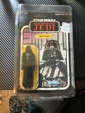 Vintage Star Wars ROTJ Darth Vader 77 Back Sealed Figure 1983 MOC