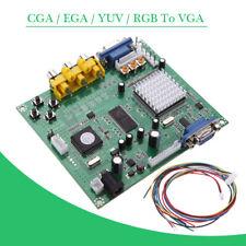 Gbs8200 Gbs-8200 Arcade Game Video Converter Cga Rgb Yuv Ega to Vga Crt Monitor
