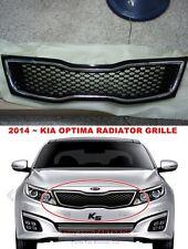 For 2014 ~ KIA Optima K5 Radiator Black&Chrome Grille Genuine Part