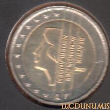 Pays Bas 2007 2 euro FDC BU Pièce neuve du coffret BU 40000 Exemplaires - Nether