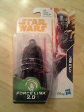 """Star Wars Kylo Ren Talking Figurine Force Réveille 14.5/"""" Disney Boutique Neuf"""