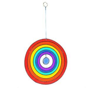 Regenbogen Kreis Sonnenfänger - Brandneu