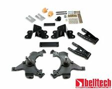 Belltech 88-98 Silverado Ext Cab 2/4 Drop Lowering Kit 690
