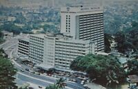 Hotel Merlin Largest Hotel In Malaysia Unposted Vintage Post Card