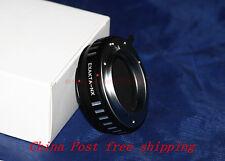 Exakta EXA Lens to Samsung NX mount camera adapter NX10 NX500 NX1 NX3000